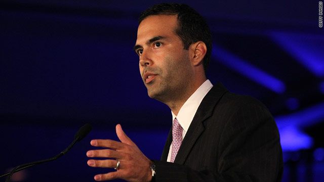 GOP donors to George P. Bush: Welcome to Washington