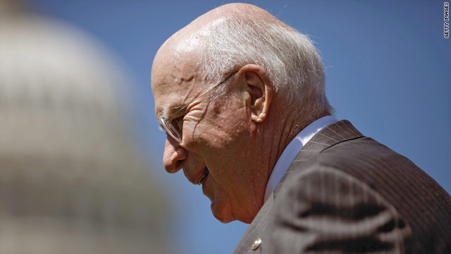 Sen. Leahy, Democrat of Gotham City?