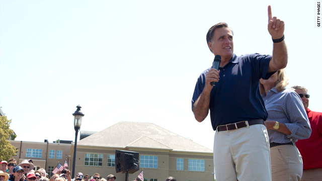 Team Romney releases excerpts from NAACP speech