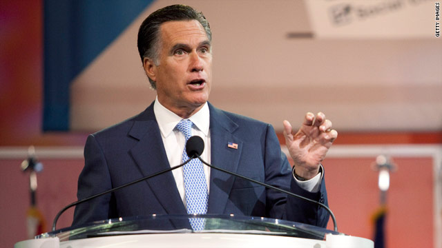 Romney weighs in on releasing tax returns