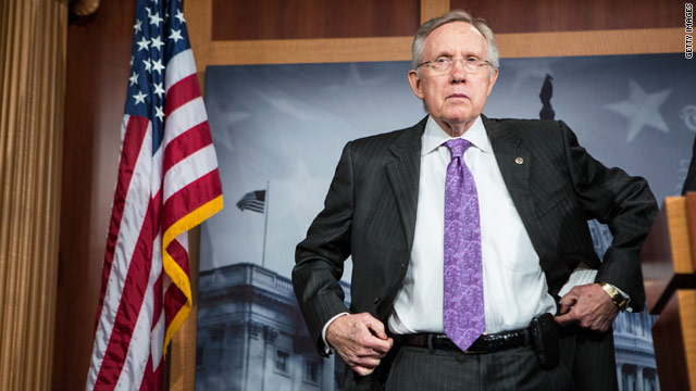 2012 campaign potshots: Harry Reid's new role