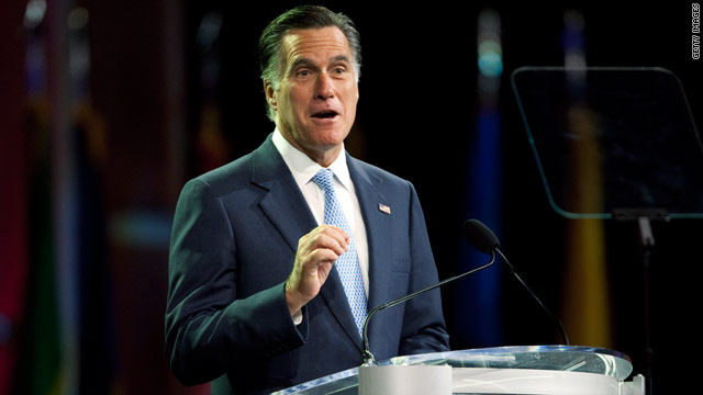 Romney teases VP selection in e-mail to supporters