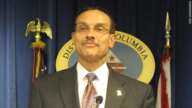 Vincent Gray is the latest D.C. mayor to be dogged by scandal