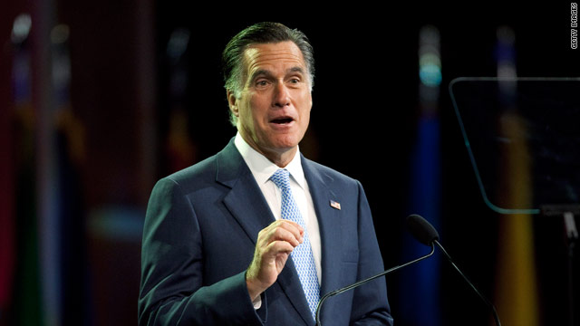 BREAKING: Romney calls Republicans on VP shortlist