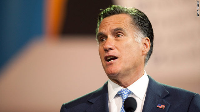 Romney to sit for interview with CNN's Acosta