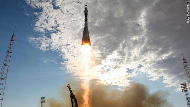 Expedition 32 Launches