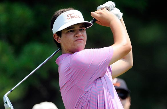 Beau Hossler is one of the new generation of young American golf stars. (Getty Images)