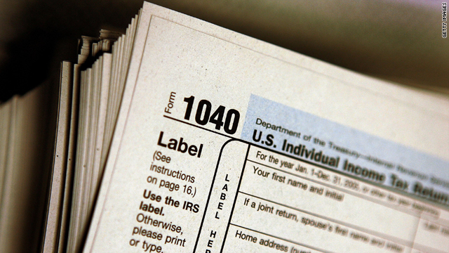Does the public have the right to look at a candidate's tax returns?