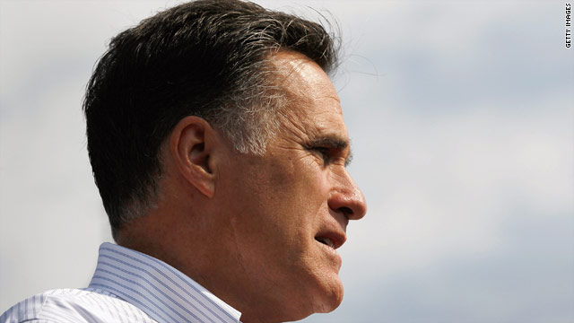 Romney camp turns to new message: Obama cronyism