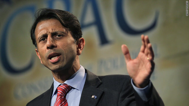 Jindal staying in Louisiana for now