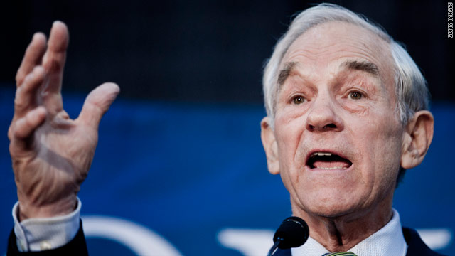 Ron Paul: Releasing taxes would help Romney politically