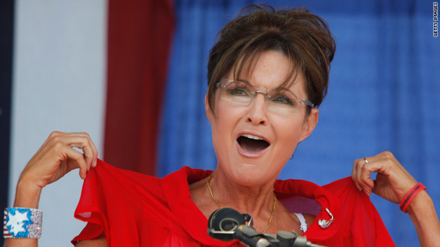 Should Sarah Palin be invited to speak at the Republican Convention?