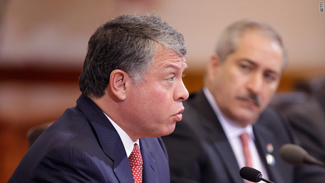 Second term Obama more likely to jump into peace process, Jordan&#039;s king says