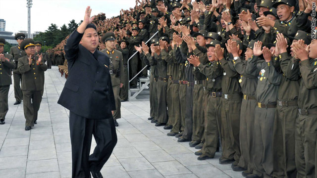 Is Kim Jong Un in control?