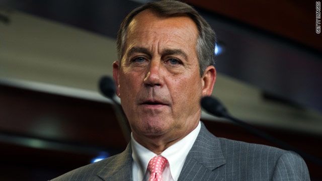 CNN's Wolf Blitzer to Interview Speaker Boehner