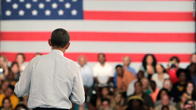 Should the economy prevent President Obama from winning a second term?