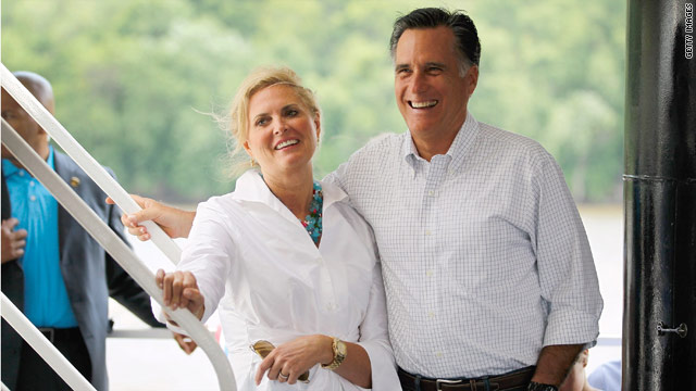 Ann Romney says 'given all you people need to know' on taxes