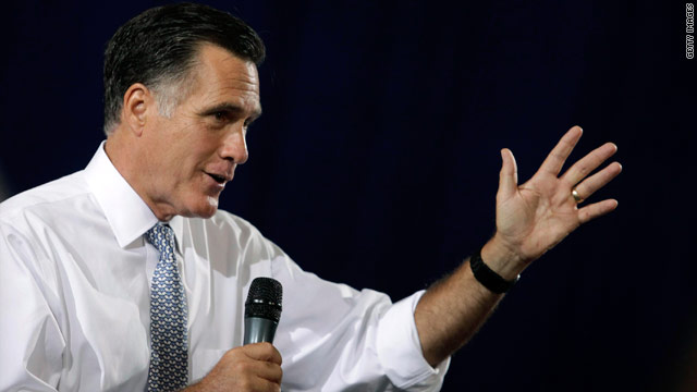 Romney trip to highlight foreign policy flashpoints