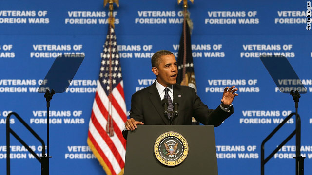 Obama to congressional Republicans: Stop playing politics with our military