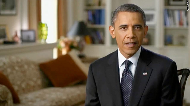 Obama ad uses different tone in drawing contrast with Romney