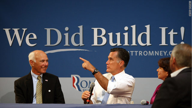 New Romney sign takes on 'build that' comment