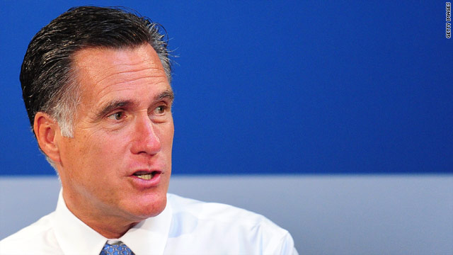 Romney reprises Obama &#039;build that&#039; criticism