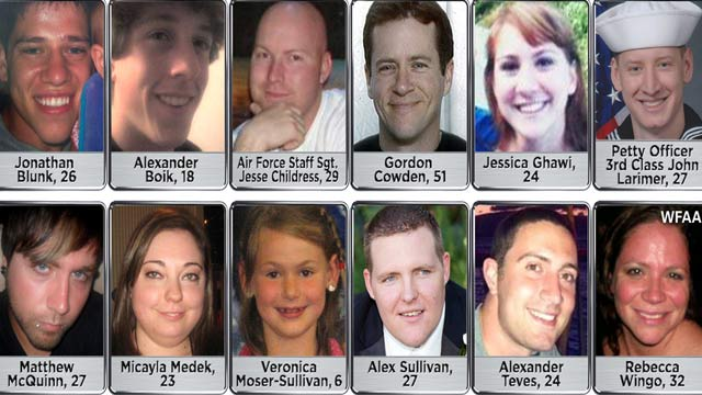 Tonight on AC360: Remembering the Aurora, Colorado shooting victims