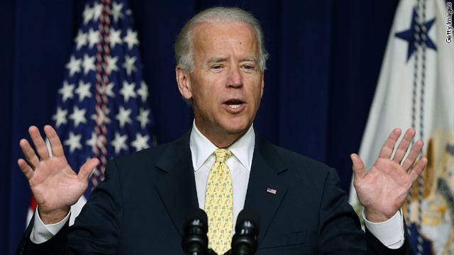 Biden hits Romney-Ryan ticket as a 'stark choice'