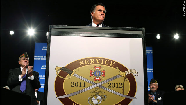 Romney calls for &#039;American century&#039; in foreign policy address