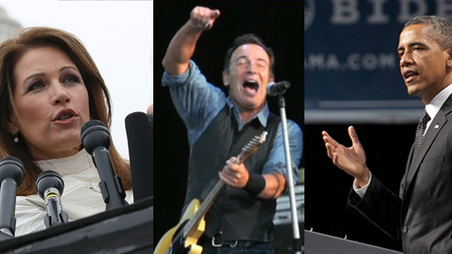 The AC360 Weekly Buzz: Negative campaigning, Syria, snake-handling, mysterious death, Bachmann, Springsteen