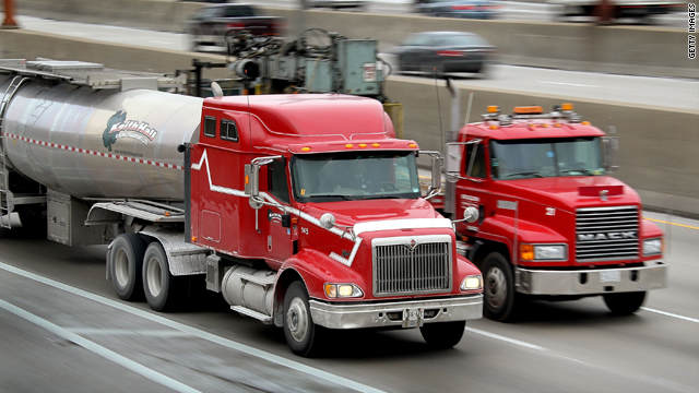 With 8.2% unemployment, why does nobody want 200,000 trucking jobs?