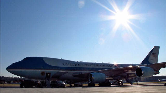 POTUS heads to New Orleans