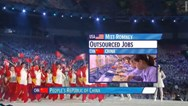 Super PAC uses Olympic 'opening ceremony' to hit Romney in ad