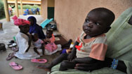 "Mali's humanitarian crisis: ""No food or water"""