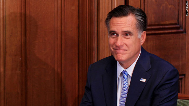 Conservative paper tells Romney to release taxes