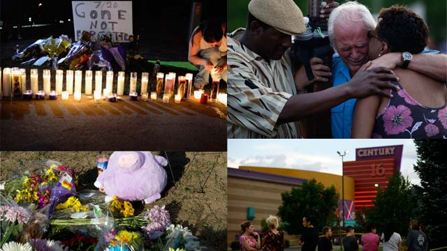 The AC360 Weekly Buzz: Remembering Aurora shooting victims, Syria, charity investigation, Drew Peterson