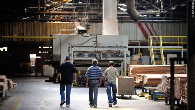 U.S. economy grew 2.7% in third quarter