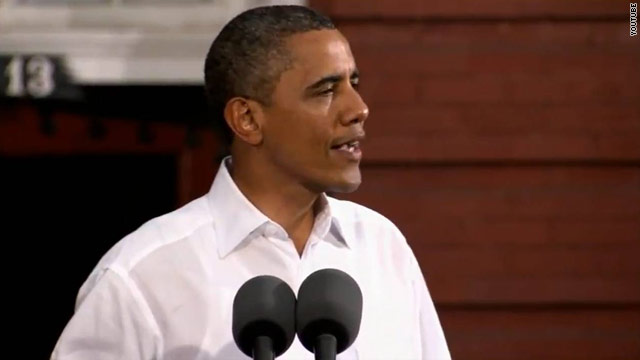 Obama talks middle class in Olympics ad