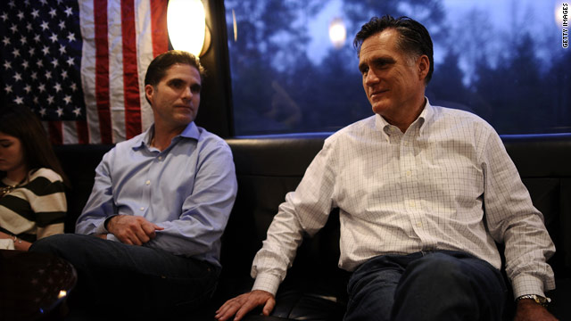 Romney's son plugs 'Built By Us' merchandise jabbing at Obama remark