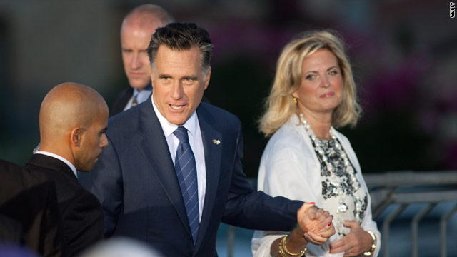 Romney raises more than $1 million in Jerusalem