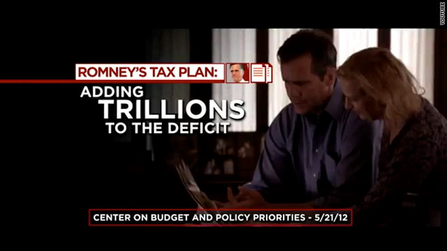 New Obama ad takes on Romney tax policies