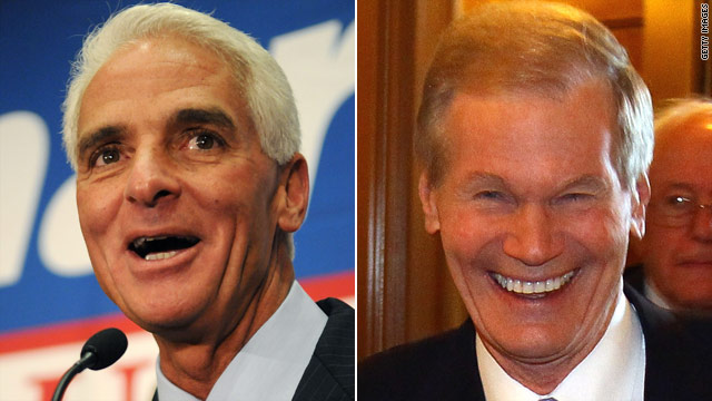 Crist to back Bill Nelson in Florida Senate race