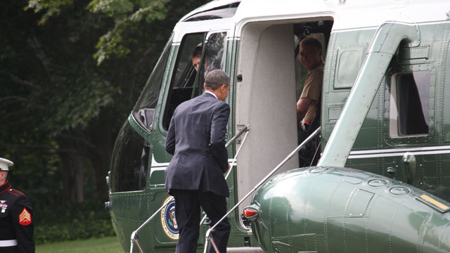 Obama heading to battleground of Ohio