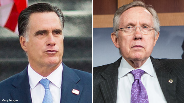 Romney to Reid: 'Put up or shut up'