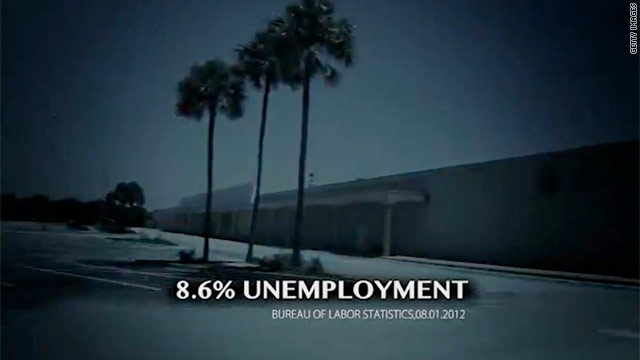 Romney ad hits Obama on Florida economy