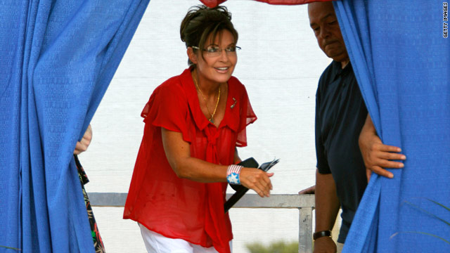 Palin to picnic for Steelman in Missouri