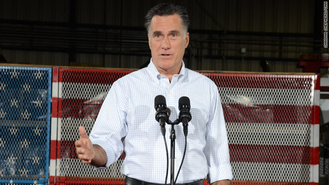 Romney hits July jobs report as a 'moral failure'