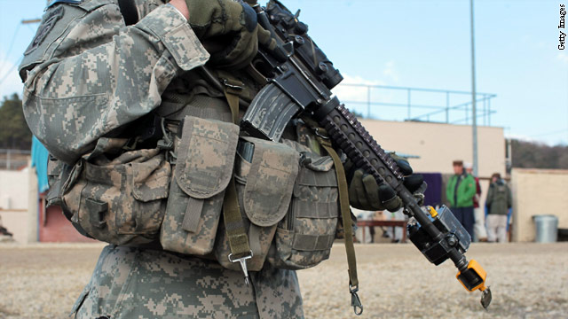 Pentagon launches board to examine legal 'flash points' in deployed areas