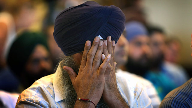 Tonight on AC360: Tragedy in the Sikh community