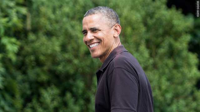 Obama raises $75 million in July, outpaced by Romney